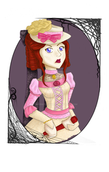 Victorian Sister- Finished by ThermalSky