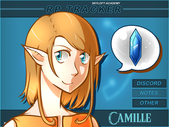 [SA] Camille's RP tracker + Swear Jar by MarVogue