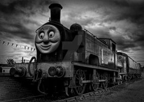 Thomas The Tank Engine by MJSchofield