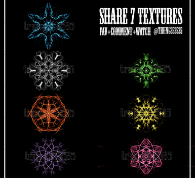 [Share] 7 TEXTURES made by me by trung353535