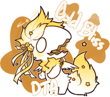Gold Bliss DTA - judging by Mousu