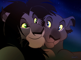 Your Eyes by Bahati-Lioness