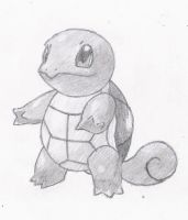 7. Squirtle by melia161