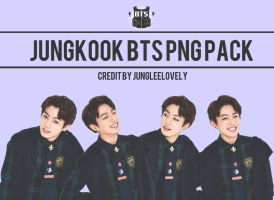 JUNGKOOK BTS PNG PACK by JUNGLEELOVELY by Jungleelovely