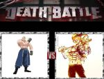 Request #163 Armstrong vs Escanor by LukeAlanBundesen