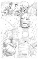 Ironman Sample Pg5 by comicbookCOOP