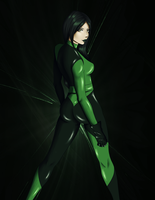 Shego by Mengtastic