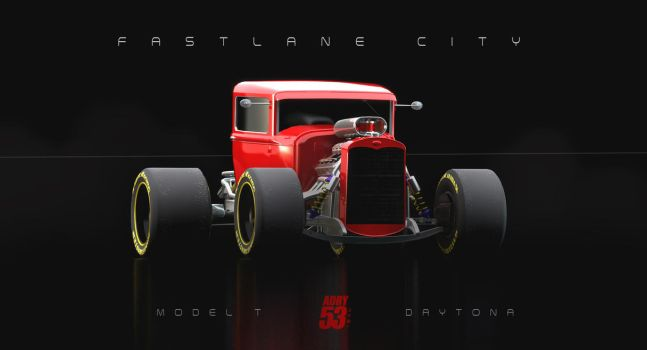 Model-T Daytona by Adry53
