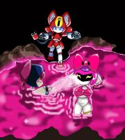 H2O Medabots02 by LadyBee-Moy