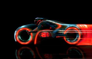 Tron Lightcycle by Nick50107