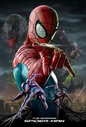 The Amazing Spider-Man by CarlosDattoliArt