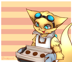 Baking Pip by winterout1