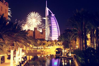 New Year Celebration by drnour
