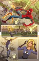 Amazing Spider man 657 preview by NunoPlati