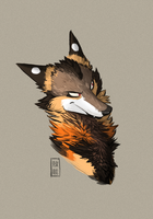 Lazlo Portrait Commission Example by Kerrzai