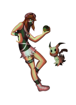 PokeCommission by Spectral-Ninja