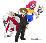 Sohma and Banzatou Trainer Promo by DBurch01