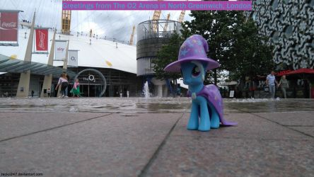 Trixie at The O2 by Jacko247