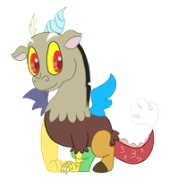 Baby Discord :3 by Sweette