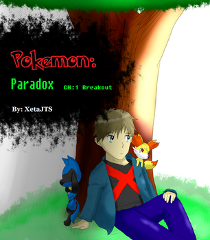 Pokemon Paradox Chapter 1 Cover by XetaJTS
