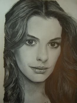 Anne Hathaway by Dustboy76