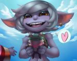 LOL - Lulu's gift by Foraster0
