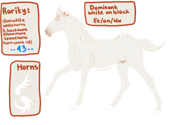 EB foal by goats