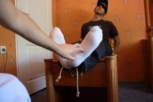 Socks relax to tickle by dehevia