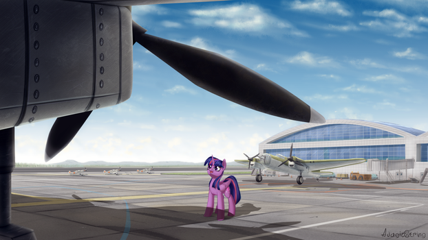 [Commission] Airport by AdagioString