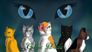 Cicha Woda Wallpaper by fluffylovey