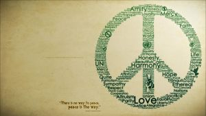 :: Peace is the Way :: by AliTalahi