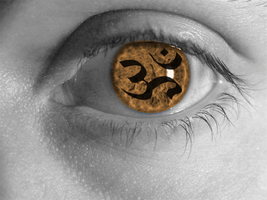 Eyes of Religion: Hinduism by NA-JediKittyKaiba