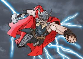 Thor by Kendal14
