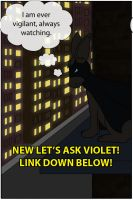 Let's Ask Violet - A Shadow in the Night by eyesofviolet13