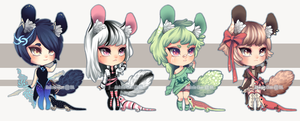 Female Fayds [ OPEN ] by Andreia-Chan