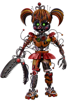 Scrap Baby v2 WIP (complete) by Lord-Kaine
