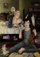 jawn and shurlack - sherlock fanbook. by RustyGrass33