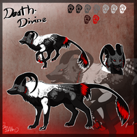 Death-Divine the Hellhound : ref by StanHoneyThief