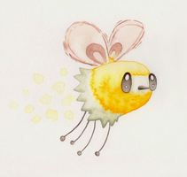 Cutiefly - Pokemon Sun and Moon