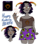 bappy borth by All-The-Fish-Here
