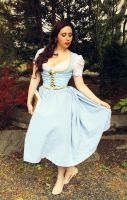 Belle- Once Upon a Time 3 by Stephvanrijn