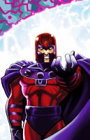 Magneto by MasonEasley