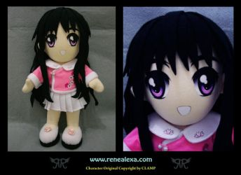 Tomoyo - TRC by renealexa-plushie