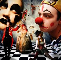 The Circus of Life-Detail by Capricuario