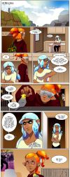 Unseen Friendship - Page 11 - Epilogue by TamarinFrog