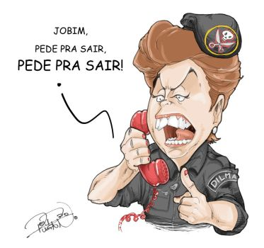 Crise nos Ministerios by PedroTurano