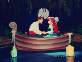 The Little Mermaid ride by Beremod