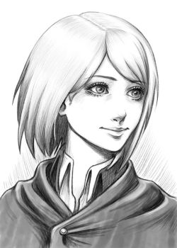 Petra Ral by munette