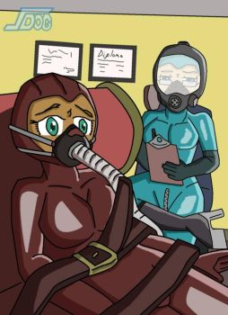 More Sedative Therapy by JDogindy