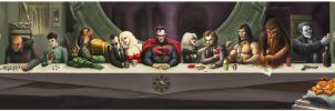 Last Supper by BrentWoodside